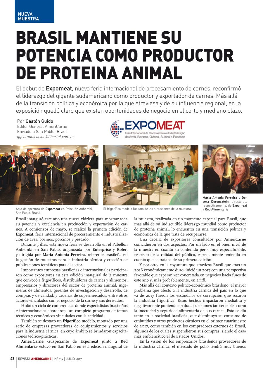 Expomeat 2017 -